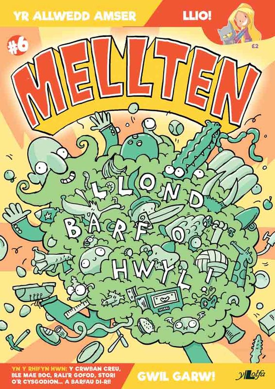 A picture of 'Mellten, Rhif 6 (Medi 2017)' 